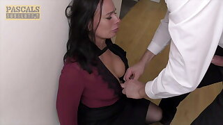 PASCALSSUBSLUTS, Busty Eva May Dominated And Fucked Roughly