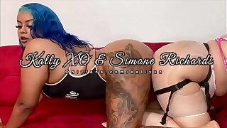 Kallyxo and Simone Richards