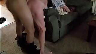 Young Friend Comes Over to fuck me dirty