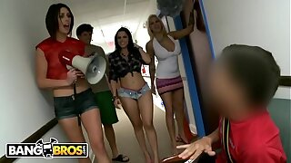 BANGBROS - Diamond Kitty, Lylith Lavey & Anastasia Morna Invade College Dorm