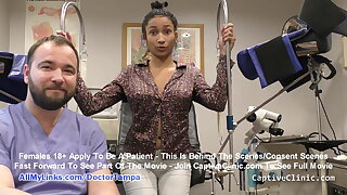 Smuggler Miss Mars Gets Cavity Search By Customs Agent Doctor Tampa