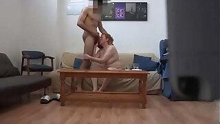 Desperate MILF blows her best friend's son