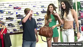 RealityKings -Esmi Lee Serena Torres Tony Rubino - Sexy All Star - Money House of Lords