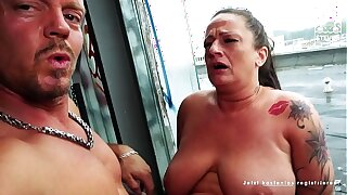 Filthy fuck date for needy MILF Adrienne in a filthy place! stevenshame.dating